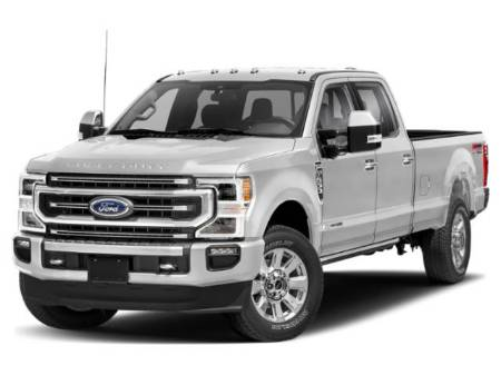 2021 Ford Super Duty F-350 SRW PLATINUM