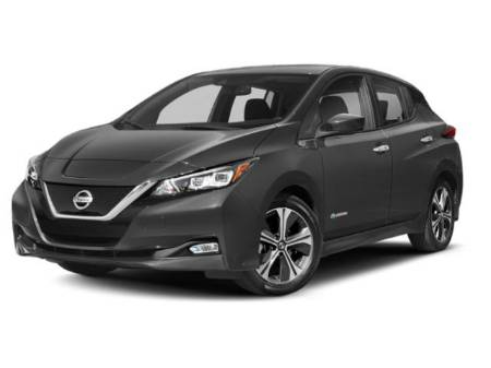 2020 Nissan Leaf S PLUS