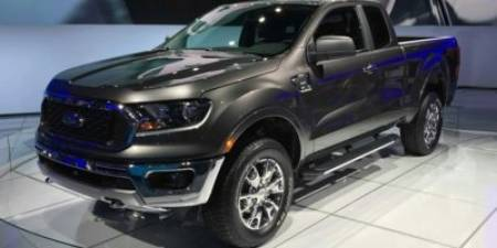 2021 Ford Ranger XL 2WD SuperCab 6' Box