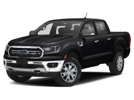 2021 Ford Ranger LARIAT 4WD SuperCrew 5' Box