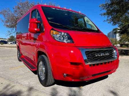 2020 RAM ProMaster 1500 Low Roof 136WB