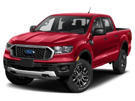 2021 Ford Ranger XLT 2WD SuperCrew 5' Box