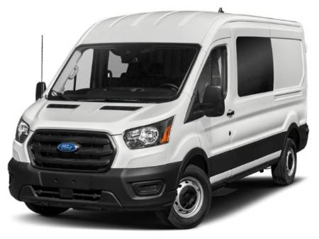 2020 Ford Transit Commercial Crew Van