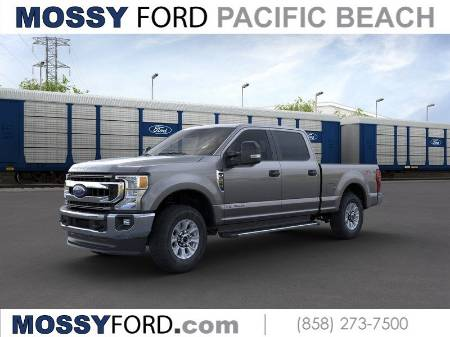 2021 Ford Super Duty F-250 SRW XLT