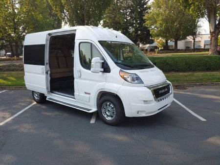 2020 RAM ProMaster 2500 High Roof 136WB