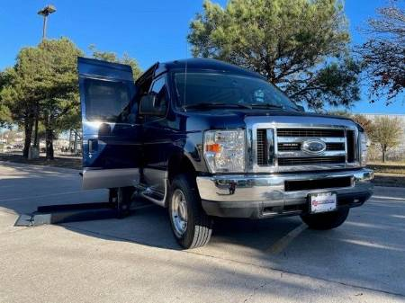 2012 Ford Econoline Base Wheelchair Vehicle