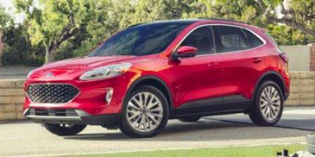 2021 Ford Escape FHEV FWD