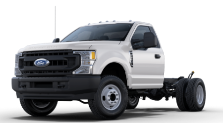 2021 Ford Super Duty F-350 DRW XL Chassis