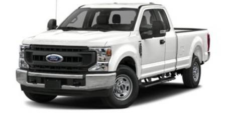 2021 Ford Super Duty F-250 XL 2WD SuperCab 8' Box