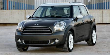 2011 Mini Cooper Countryman S