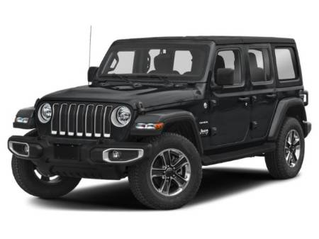 2019 Jeep Wrangler Unlimited Sahara Altitude 4X4