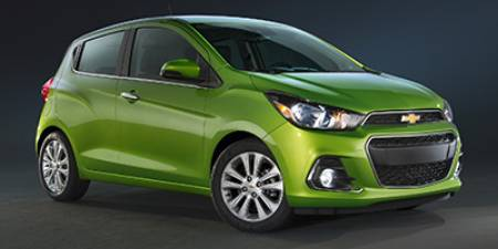 2018 Chevrolet Spark Hatch LS