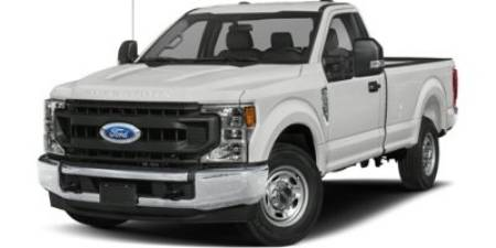 2021 Ford Super Duty F-250 XL 2WD Regular Cab 8' Box