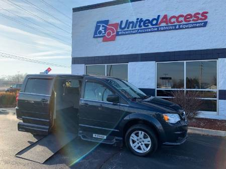 2013 Dodge Grand Caravan Crew Wheelchair Van