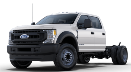 2021 Ford Super Duty F-450 DRW XL Chassis