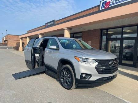 2021 Chevrolet Traverse 2LT