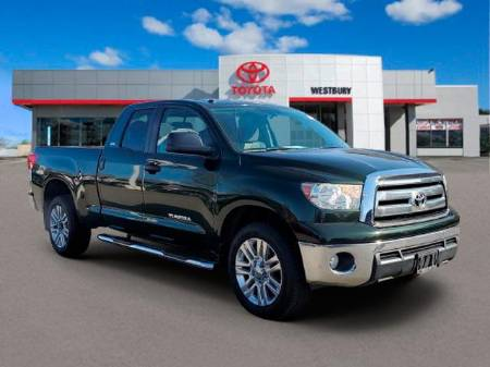 2013 Toyota Tundra 2WD Truck Double Cab 4.6L V8 6-SPD AT