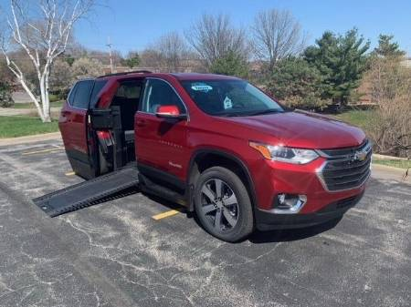 2021 Chevrolet Traverse 3LT