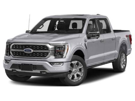 2021 Ford F-150 Platinum