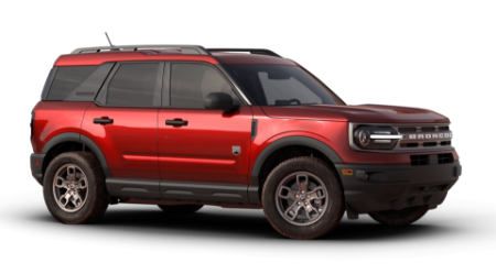 2021 Ford Bronco Sport BIG Bend