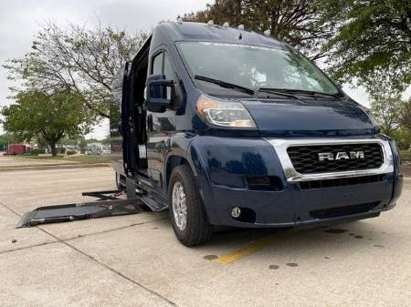 2019 RAM ProMaster 2500 High Roof 159WB