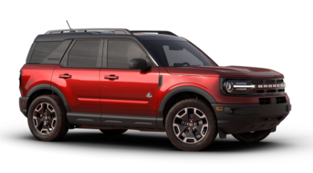2021 Ford Bronco Sport Outer Banks