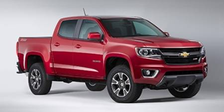 2020 Chevrolet Colorado 2WD Crew Cab 128.3 Work Truck