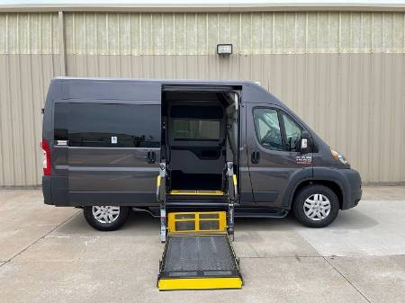 2018 RAM ProMaster 1500 High Roof 136WB
