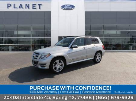 2013 Mercedes-Benz GLK 350 4MATIC®